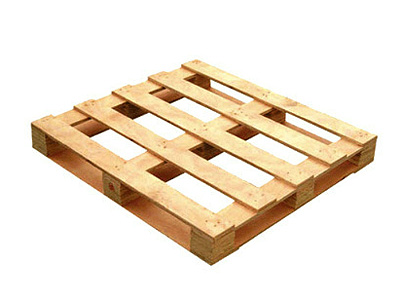 日字型四面进叉胶合卡板