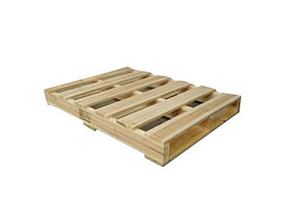 两面进叉出口实木卡板