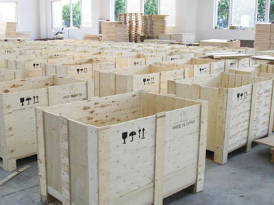 胶合板免检木箱